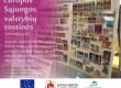 """Spalvingos istorijos pamokos Andriaus Šimkaus parodoje """"Europos Sąjungos valstybių sostinės"""""""
