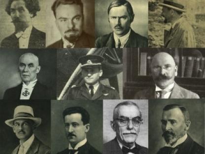 Šimtmečio herojai gamtos, technikos mokslų, verslo srityse
