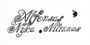 Žemiškasis išeivių poeto Alfonso Nykos-Niliūno pasaulis