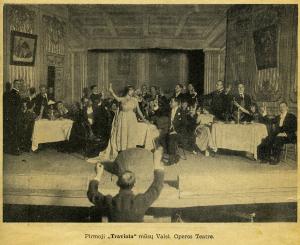 Laikinosios sostinės aktualijos 1920 metais: lietuvių operos pradžia