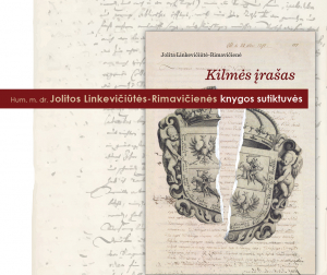 Lietuvių kultūrinės tapatybės nuotykis knygoje