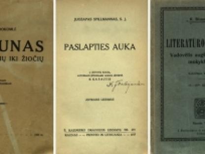 Nepriklausomybės Akto signatarų leidinius prisimenant: Kazimieras Bizauskas